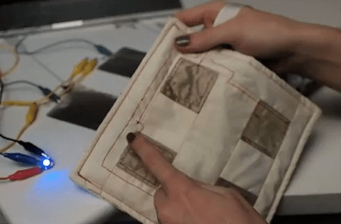 Conductive Fabric For Soft Circuits
