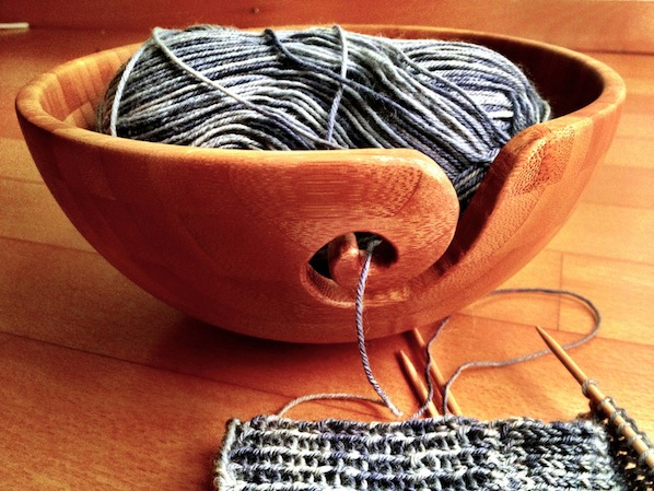 How-To: Wooden Yarn Bowl