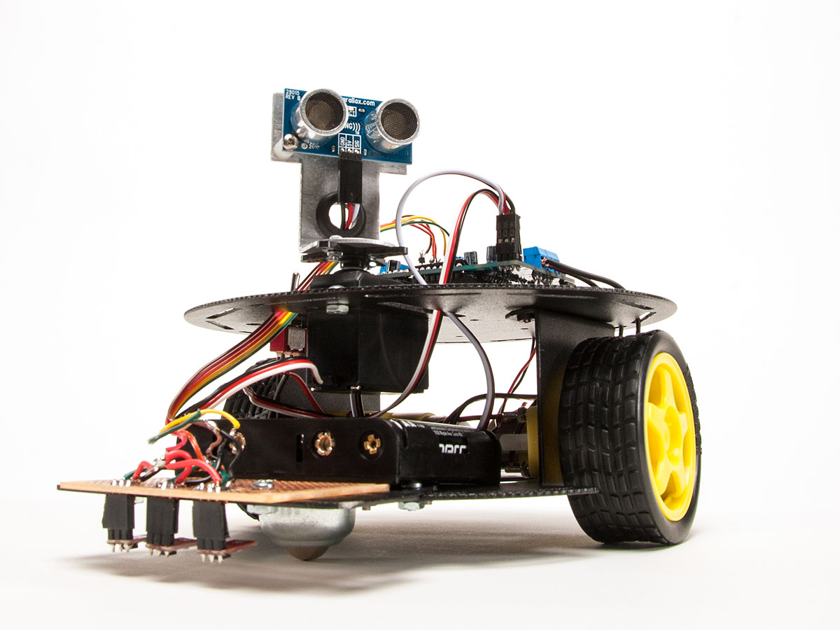 Learning to Build a Bot