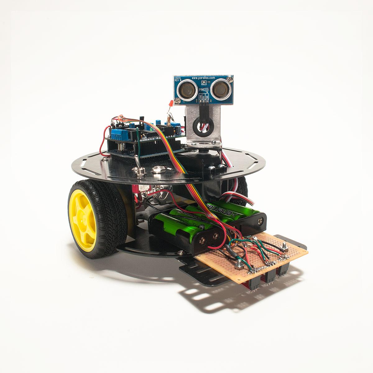Tonight: MAKE's International Robot Meetup