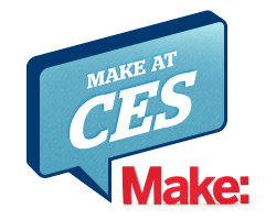 MAKE at CES 2013: Overall Impressions So Far