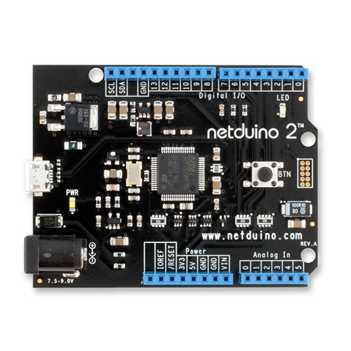 Netduino 2 – Faster & Better for the Same Price.