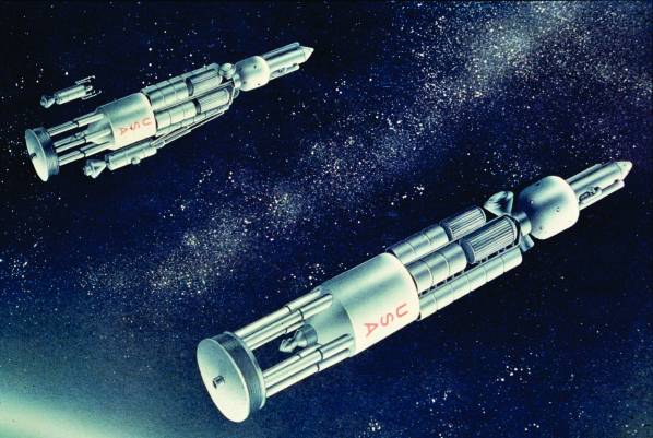 Project Orion: Saturn by 1970