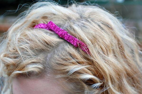 How-To: DIY Ribbon Headband
