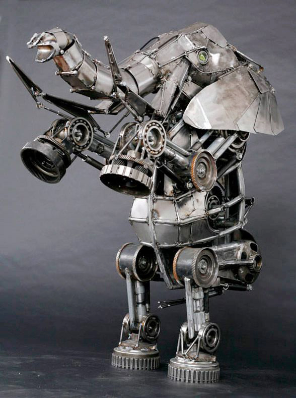 Made On Earth — Mechanimals Menagerie