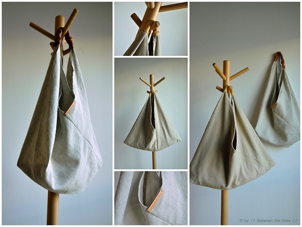 How-To: Triangle Bag