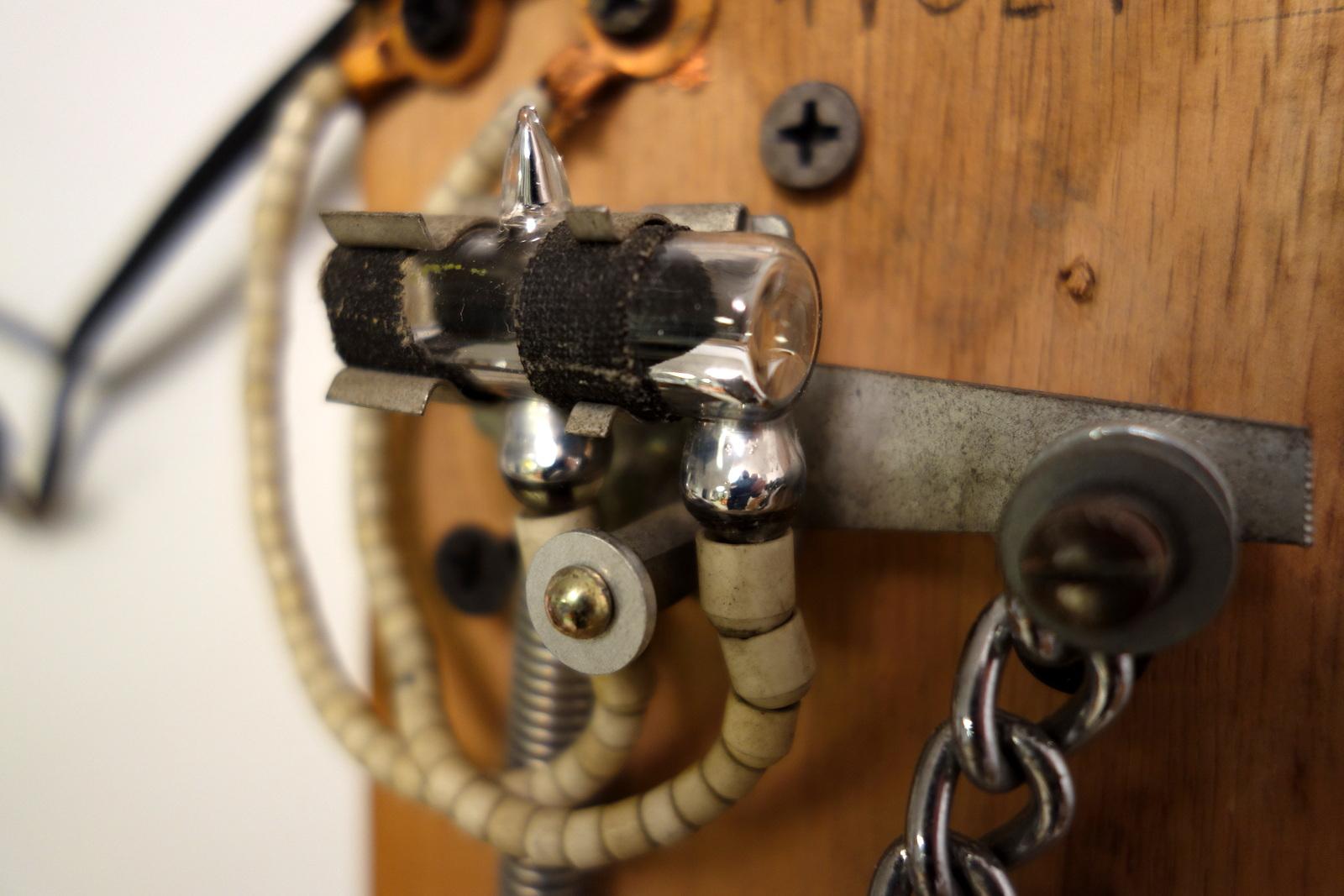 Mercury Switch Doorbell