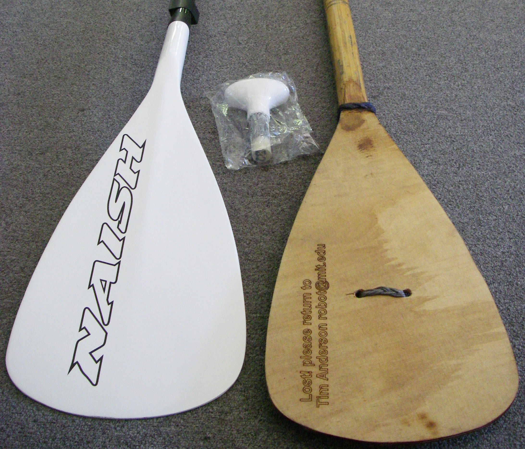 Heirloom Technology— Instant Paddle