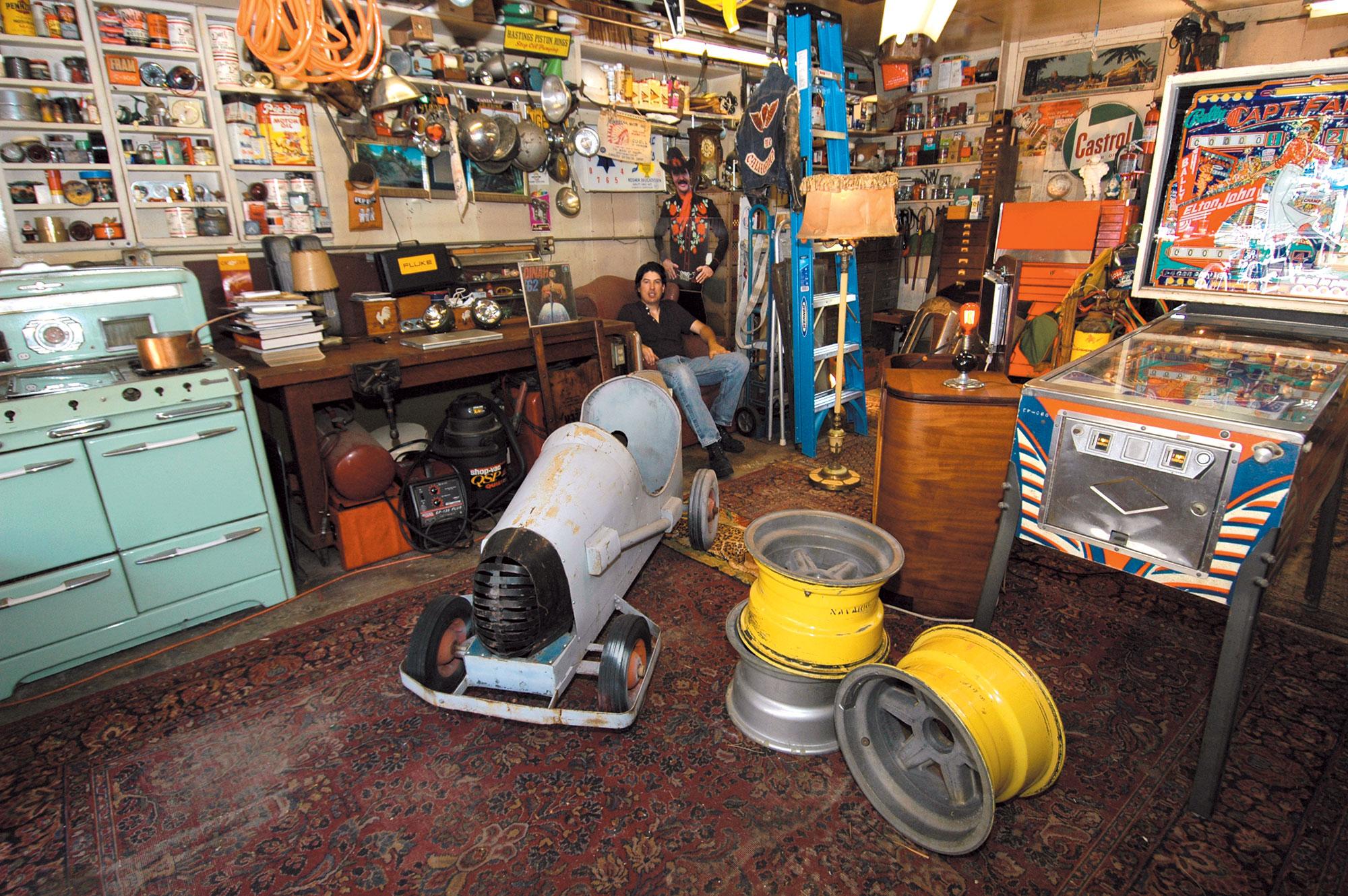 Workshop — Mister Jalopy's Garage
