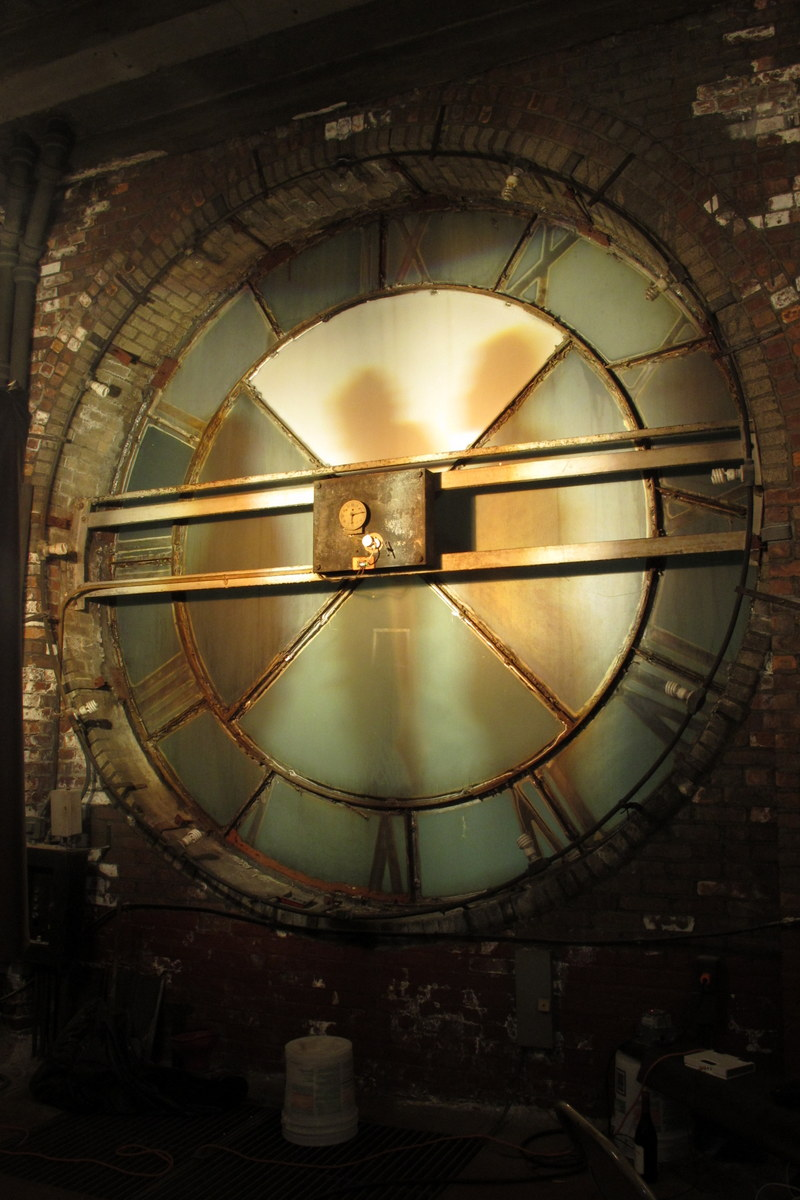As Time Goes By: Locost Queue Brings Old Clocktower to Life