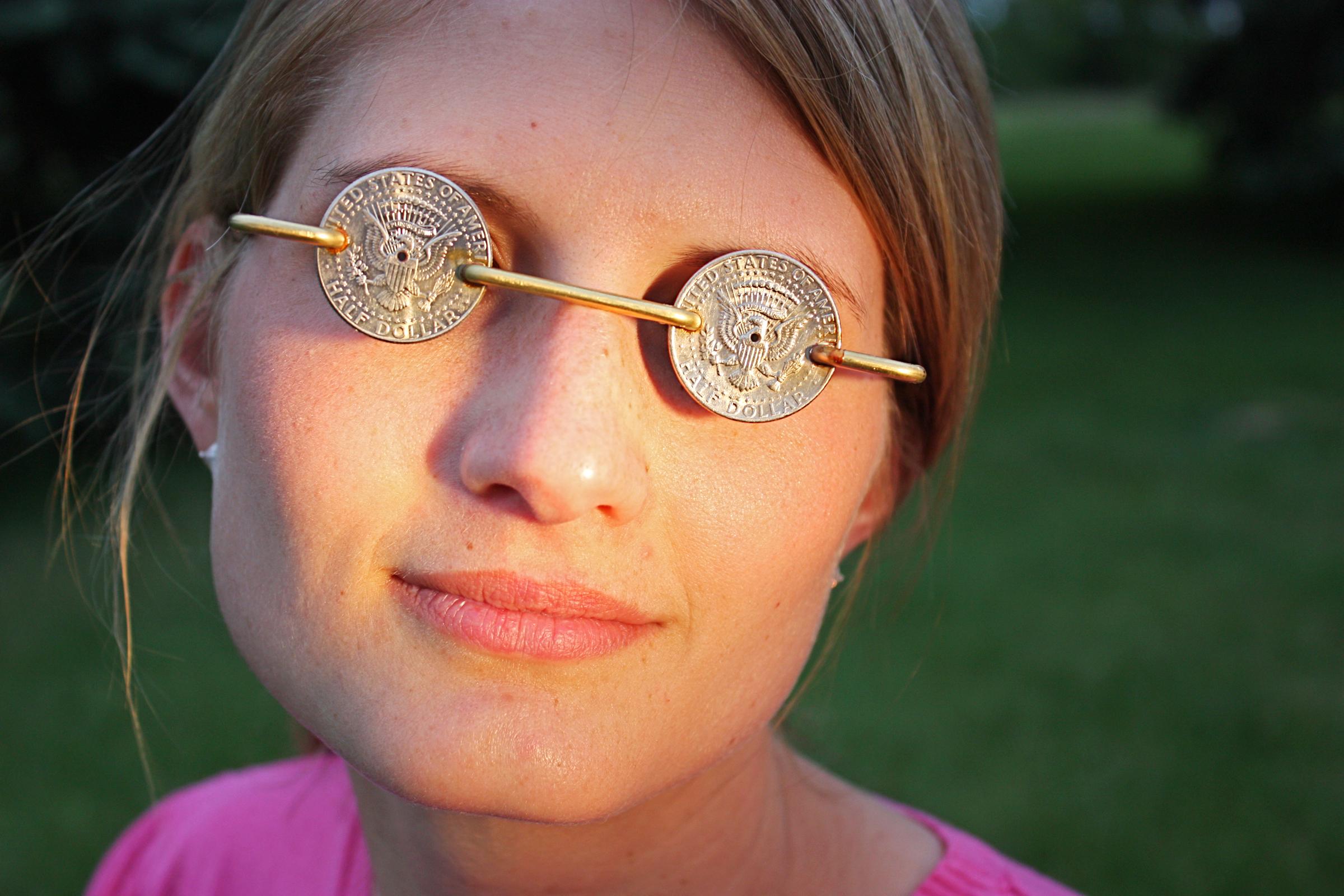 Make Money — Eyeglasses