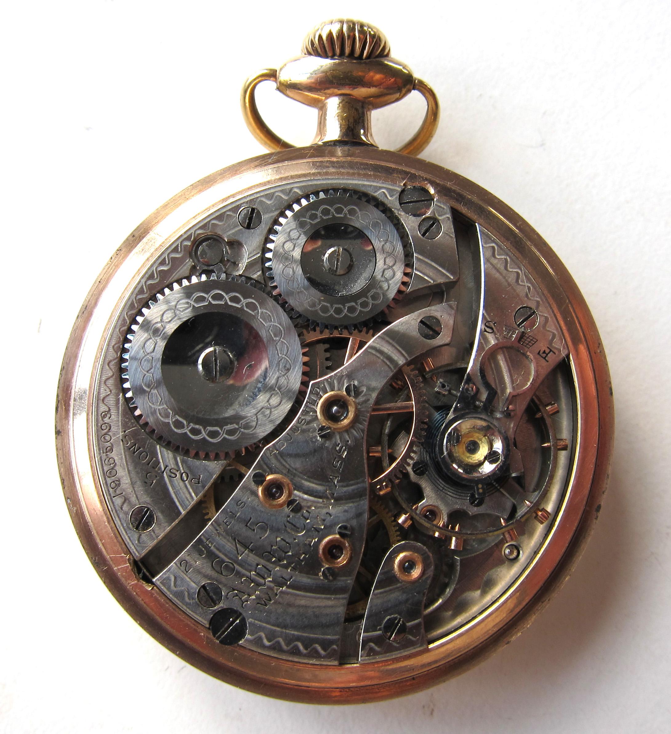 Victorian Watch Repair