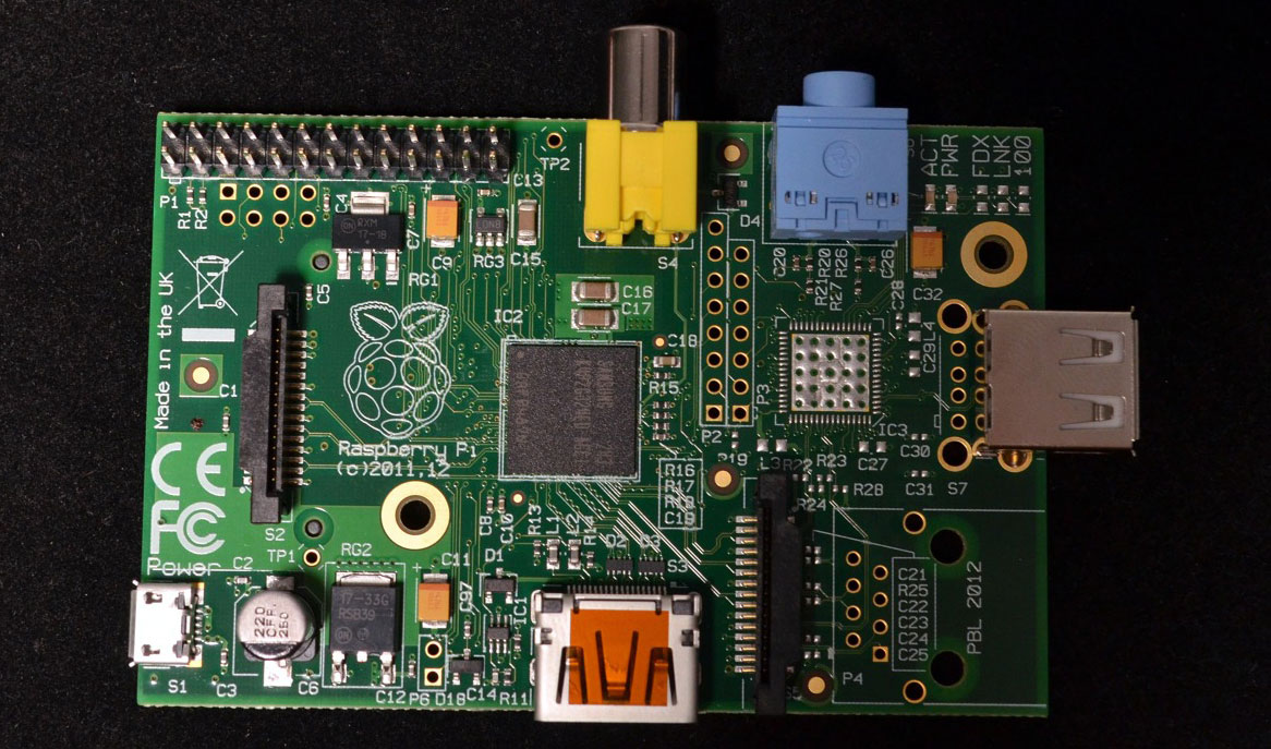 Raspberry Pi Model A Now Available in Europe