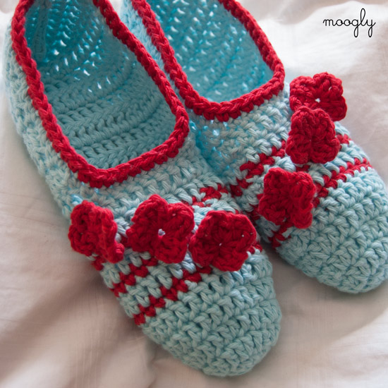 How-To: Pozy Toes Crocheted Slippers