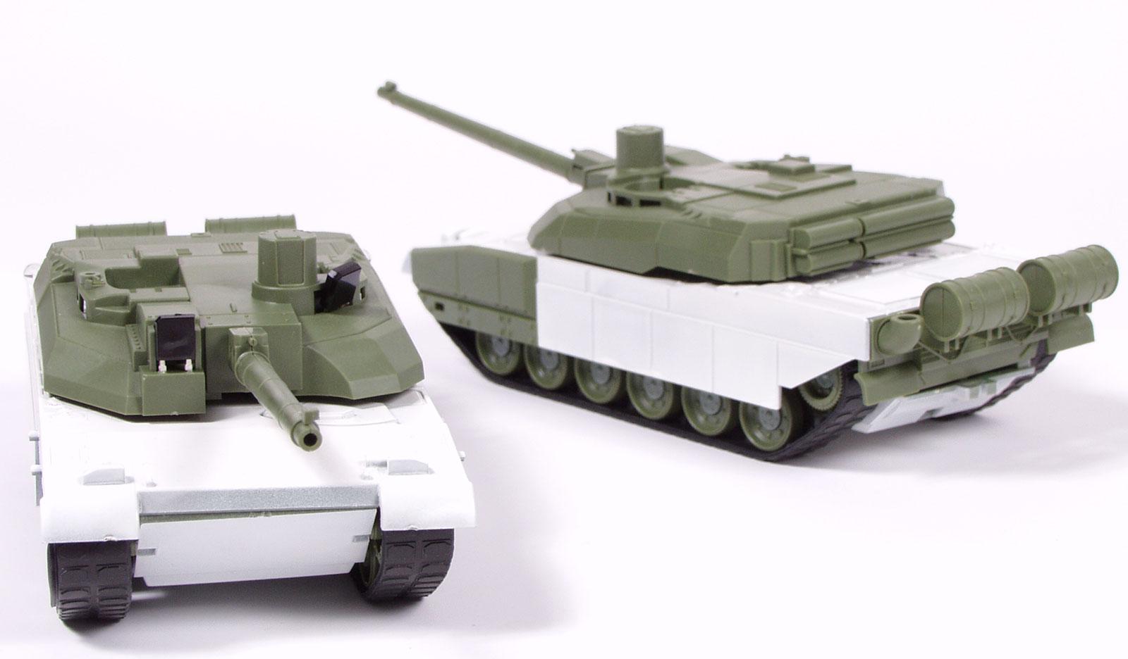 Panzeroids