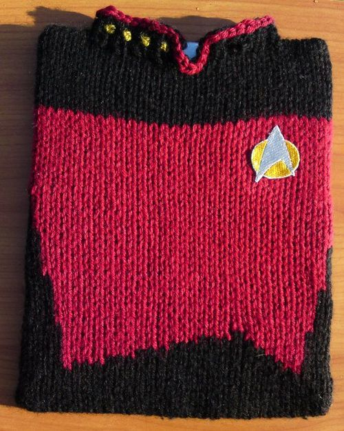Star Trek iPad Cozies