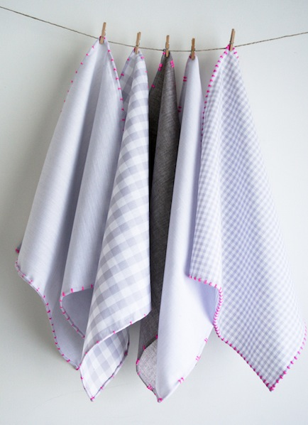 How-To: Roll and Dash Hankies