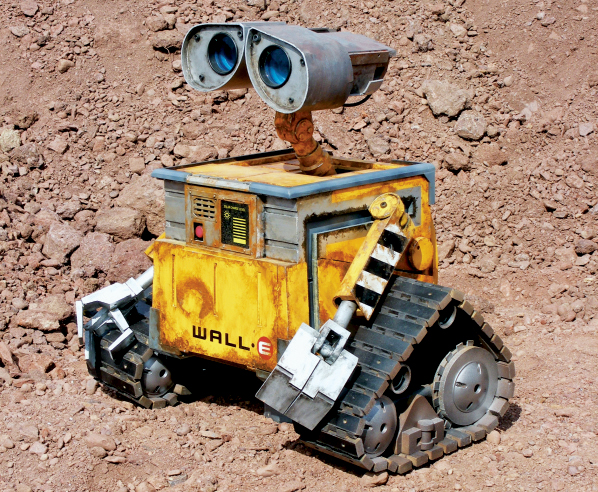 Made On Earth — WALL-E World