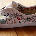 See the post: Hand Embroidered Doctor Who Shoes