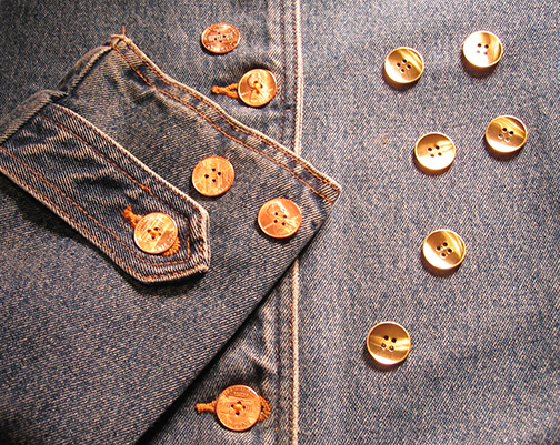 Make Money — Penny Buttons