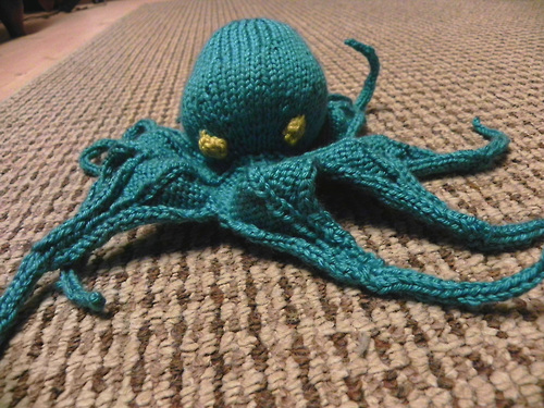 Knitted Cephalohedron