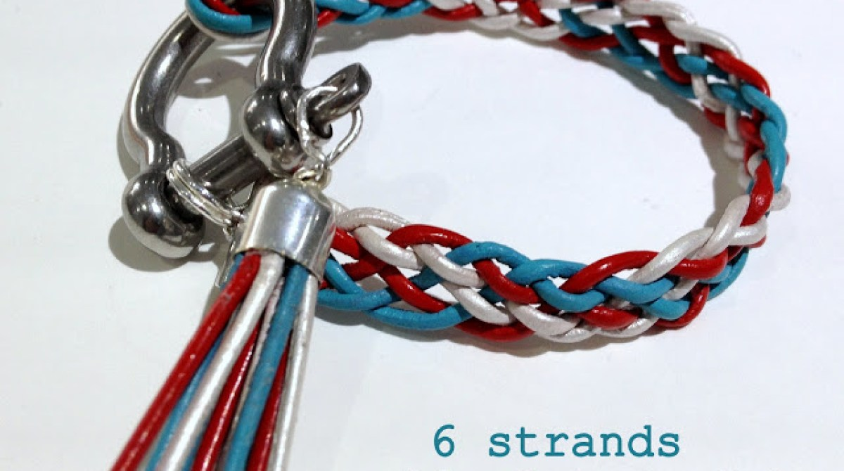 How-To: Nautical Bracelet with Tassel