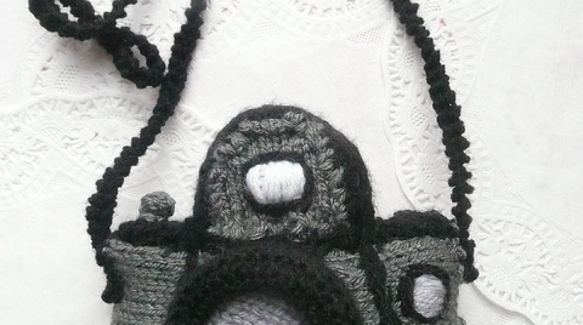 Knitted Little Camera
