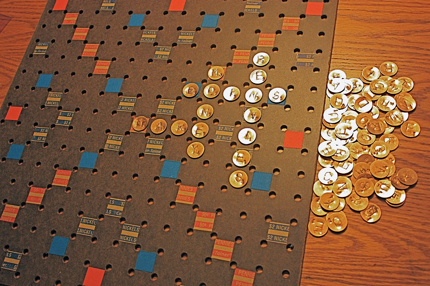 Make Money — Scrabble