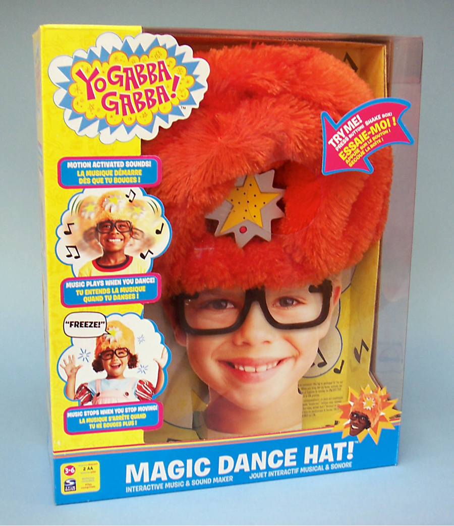 Toy Inventor's Notebook: Hack in a Hat