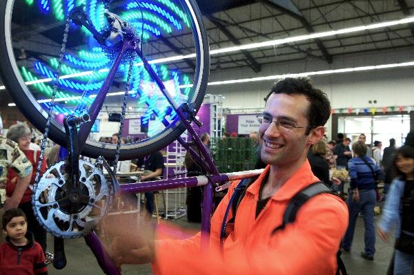 Maker Faire 2006 — Genuine Ingenuity