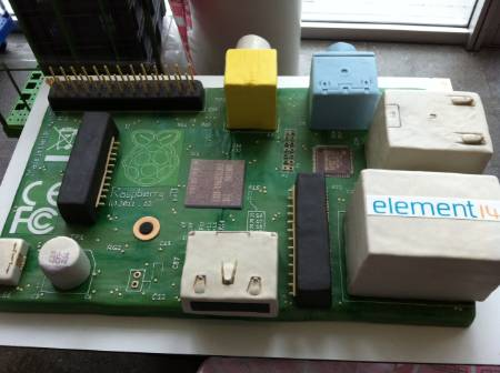 Raspberry Pi Turns 1 and element14 is Celebrating