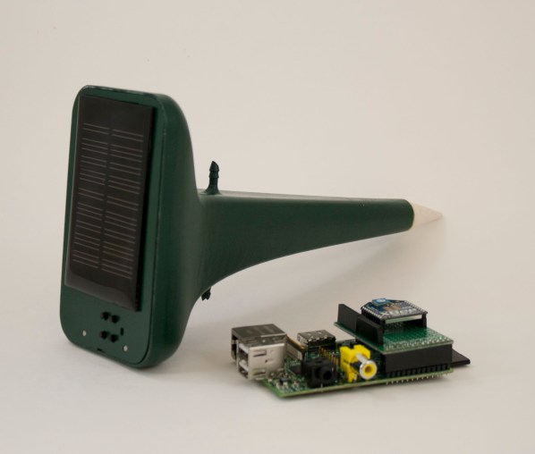 We designed an in-garden device to live by your plants. It is solar-powered, with a moisture sensor, connection to a drip irrigation system, and XBee. Soil moisture readings are sent to a Pi.  The Pi is a webserver. You can view your plants' statuses in a graph and compare to their ideal moisture. You can set up automatic watering, or a one-time watering for today.  Your instructions are sent to the garden devices. They use internal servos to control flow through the drip irrigation system.