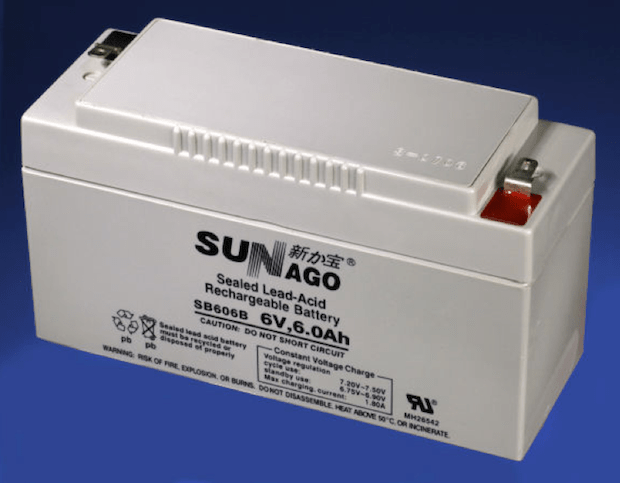 Component of the Month: Batteries