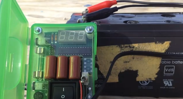 How to Recover a Sealed Lead Acid Battery