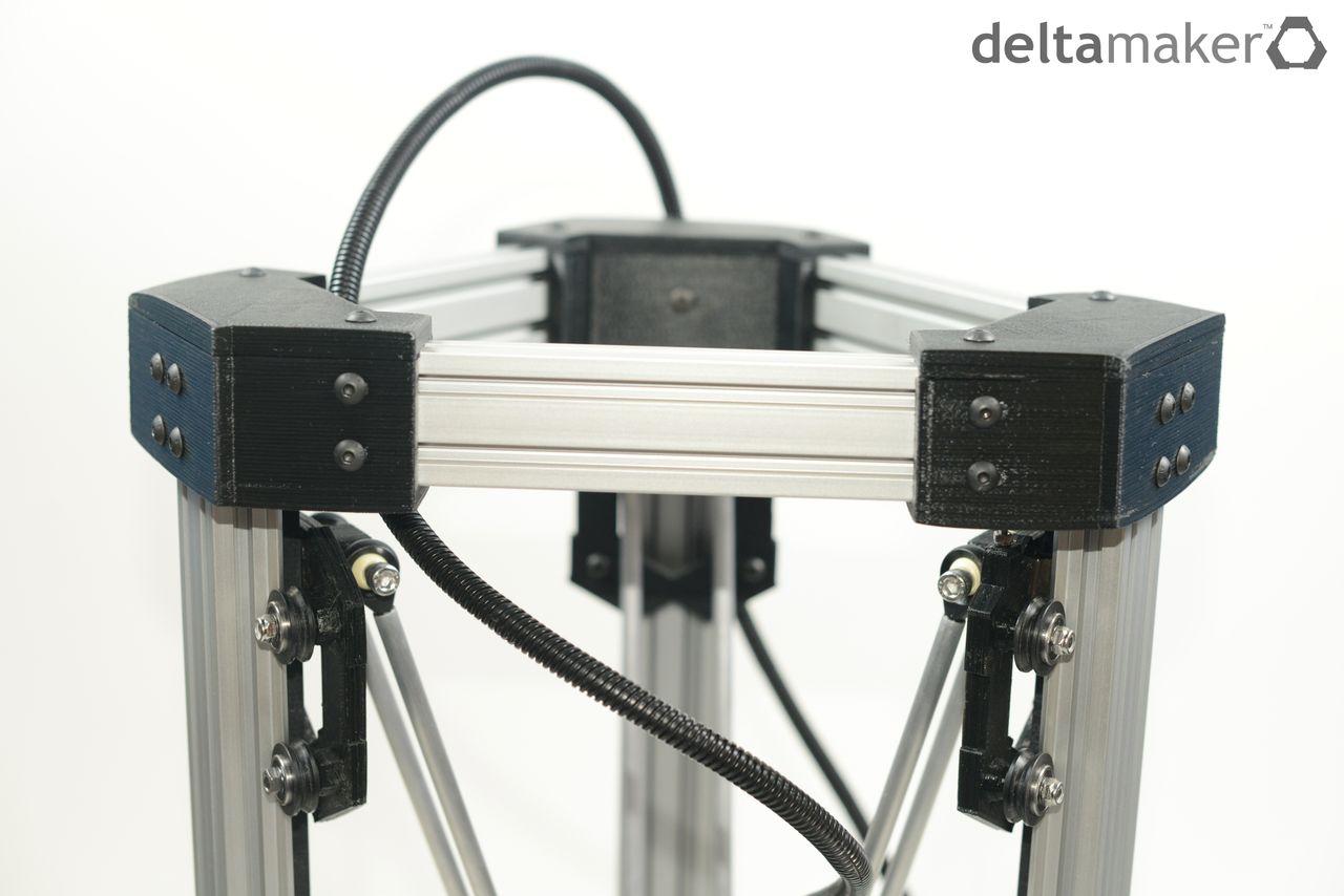 The DeltaMaker: Robot Meets 3D Printer