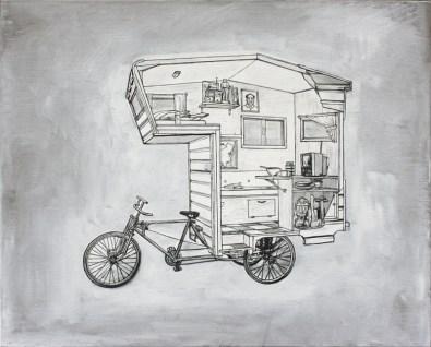 Camper Bike Plans