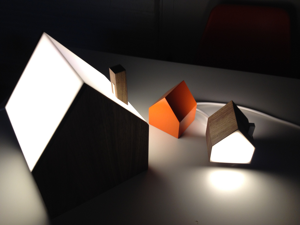 Alexandra Deschamps-Sonsino: Making the Good Night Lamp