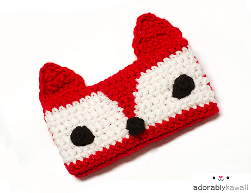 How-To: Red Fox Phone Cozy