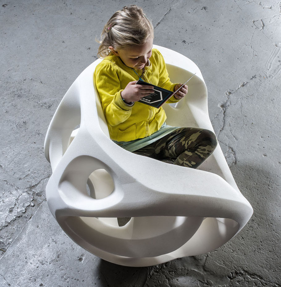 Couch Potato Perfection: Self-Assembling Furniture