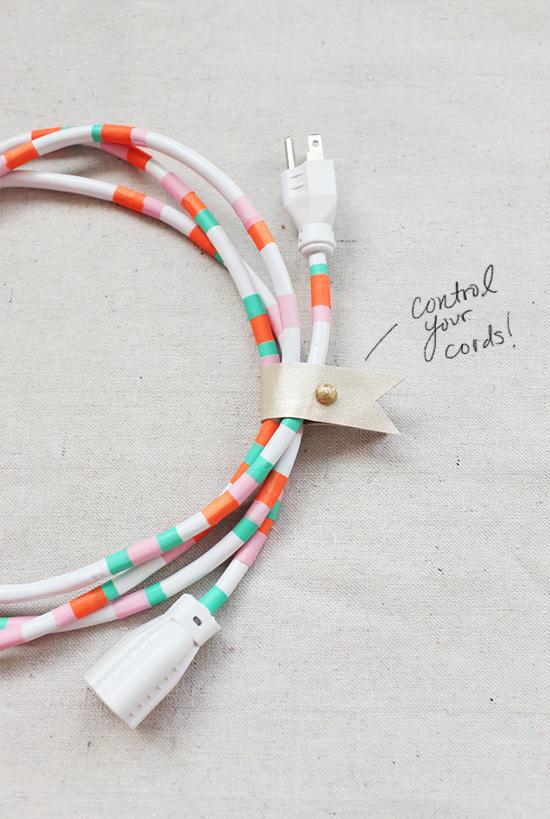 DIY Decorative Power Cord