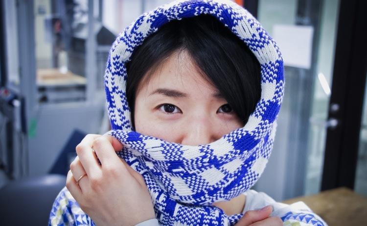 Glitch Knit Project