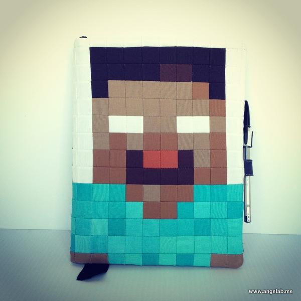 Minecraft Binder Cover