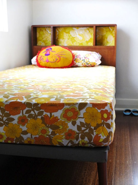 How-To: Sew a Fitted Sheet