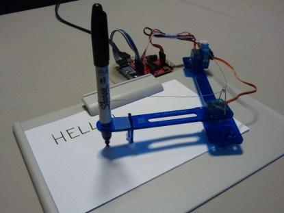 Robotic Drawing Arm Kit