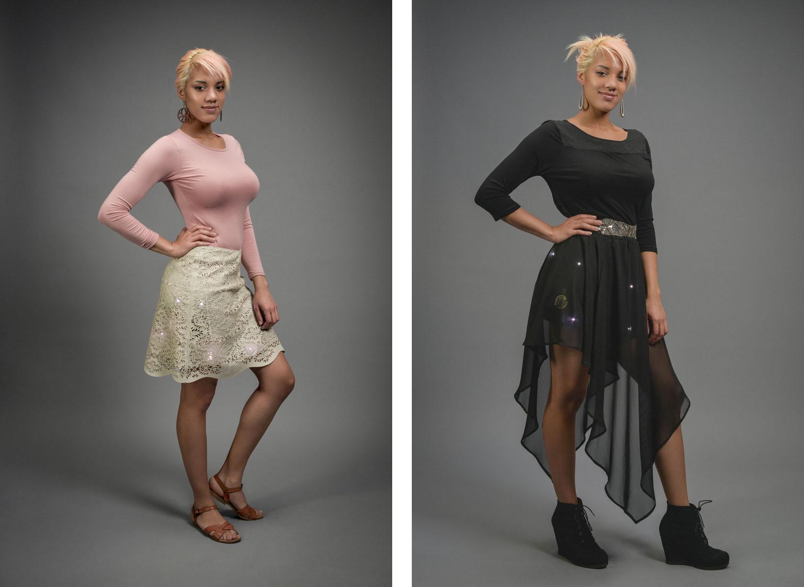 How-To: Shimmering LED Skirt