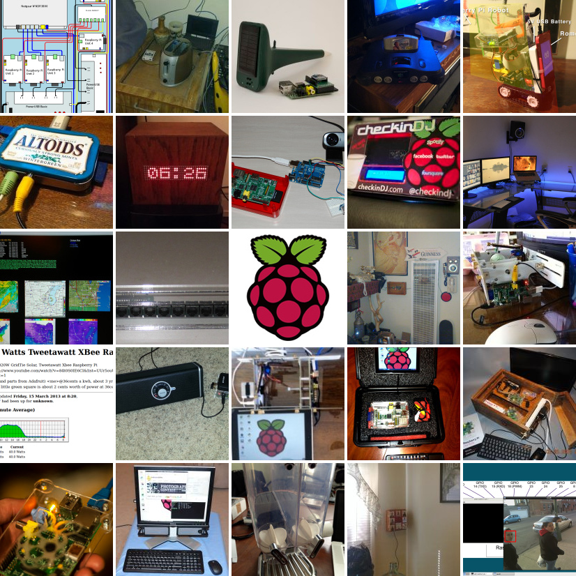 The Raspberry Pi Design Contest Ends Next Week. Apply Now!