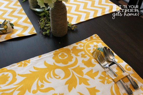How-To: Picnic-Style Placemats