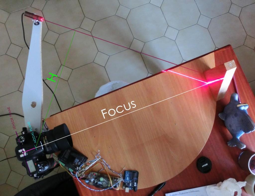 DIY 3D Laser Scanner Using Arduino