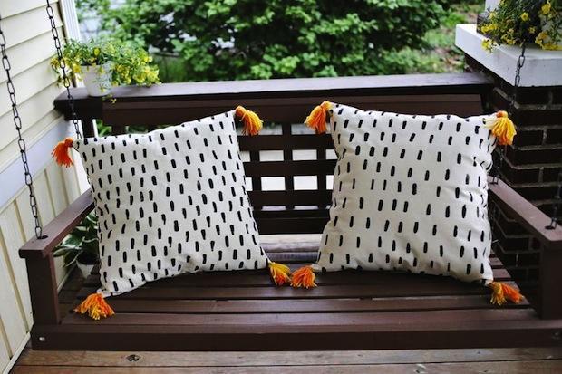 How-To: DIY Porch Pillows