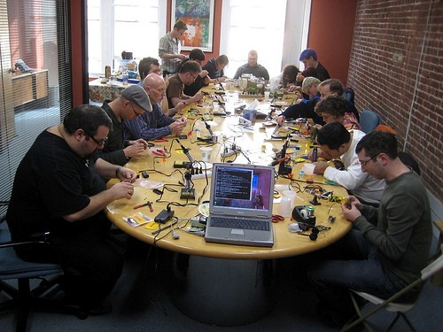 Is it a Hackerspace, Makerspace, TechShop, or FabLab?